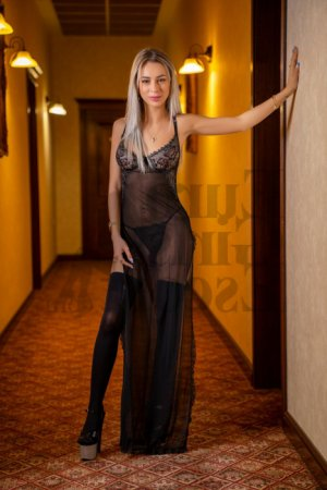 Yougoudou thai massage in Spanish Lake and escort