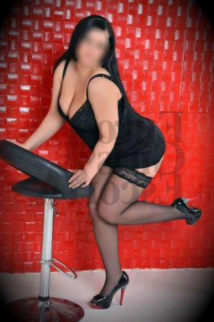 Anne-sophie erotic massage in Baton Rouge