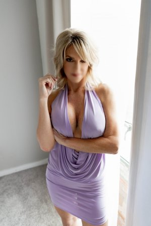 Christa escort girls in Gretna and tantra massage