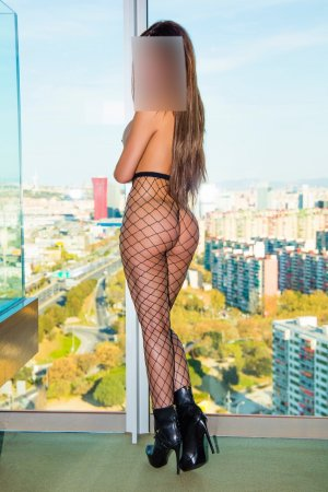 Orlia escort girl in Salt Lake City and erotic massage